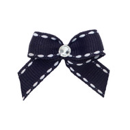 Mini Wicked Dog Hair Bow
