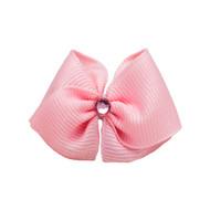 Precious Pink Dog Hair Bow
