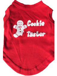 Ginger Bread Cookie Taster Dog T-Shirt