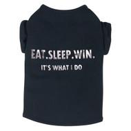Eat Sleep Win Dog Tank Top