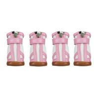 Mesh Dog Boots   Pink
