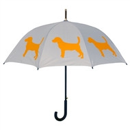 Beagle Silhouette Umbrella
