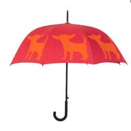 Chihuahua Silhouette Umbrella