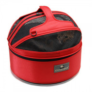 Sleepypod Mobile Pet Bed  | Strawberry Red | 2 Sizes