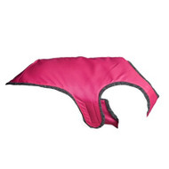 Hot Pink Reversible Dog Shell
