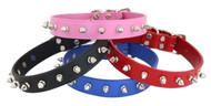 Spiked Dog Collars | 4 Colors