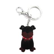Rottweiler Key Chain
