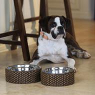 Capri Dog Bowl Collection