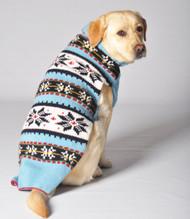 Flurries Dog Sweater
