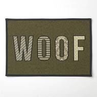Tapestry Pet Placemat | Woof