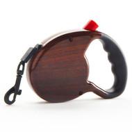 Retractable Dog Leash | Wenge Wood