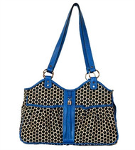 Cobalt Trim Metro Pet Carrier