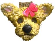 Dog Birthday Cake | Custom 3 Dimensional