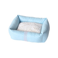 Lounge Bed | Liquid Lux Blue