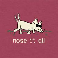 Nose It All Lightweight T-Shirt