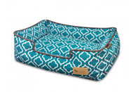 Lounge Bed | Moroccan Teal
