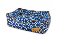Lounge Bed | Moroccan Navy