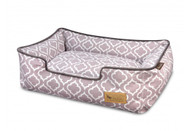 Lounge Bed | Moroccan Ash Grey