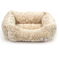Moscow Luxury Dog Bed | Sand