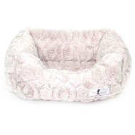 Moscow Luxury Dog Bed | Blush