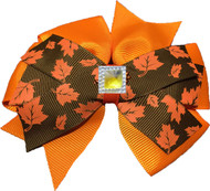 Pinwheel Collar Bud | Fall