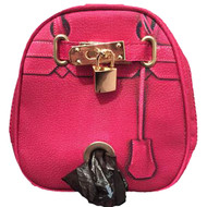 Mandy Doggy Backpack | Pink