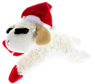 Holiday Lamb Chop® Dog Toy