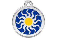 Enamel Dog ID Tag | Tribal Sun