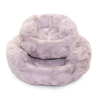 Amour Dog Bed | Blush