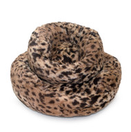 Amour Dog Bed | King Leopard