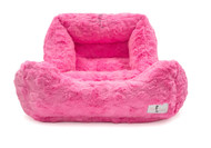 Bella Dog Bed | Fuchsia
