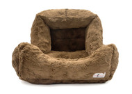Bella Dog Bed | Mocha