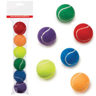 Rainbow Tennis Balls | 6PK