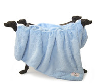 Bella Blanket | Baby Blue