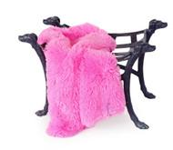 Shag Blanket | Fuchsia