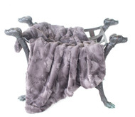 Bella Blanket | Pewter