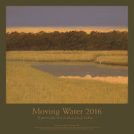The Signed (by Artist Dave Hall), Limited Edition (20) Moving Water 2016 Poster. Free Shipping