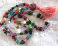 Japa Mala Prayer Beads - Mauve