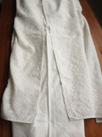 ALL NEW Layered Pant - IVORY Flower Embroidery