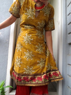 Indian Embroidered Tunic S/M