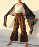All New Rocket Pants - Wonderful Whimsy - Rocket Pants Brown