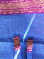 Unisex Yoga Pant in Sari BLUE - S