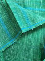 All New Unisex Indian Wrap Yoga Pants - Green Checks S & M