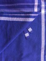 ALL NEW UNISEX Indian Wrap Yoga Pants - Blue Purple
