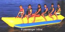 6 Passenger Heavy Commercial Sled