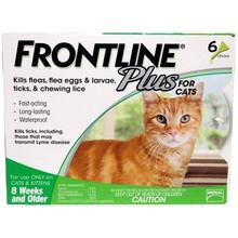 Frontline Plus - 6 Pack Cat