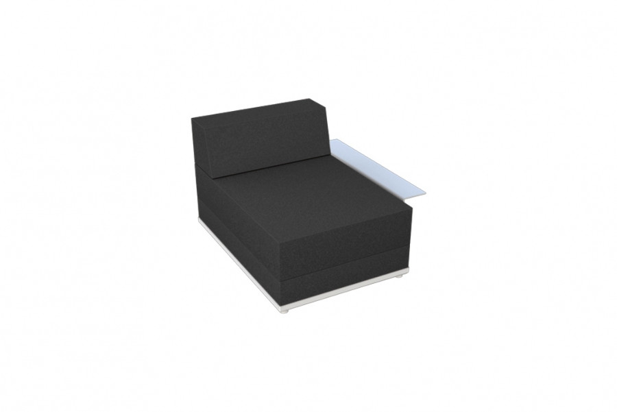 4 Inside Out Furniture Single Sofa With Armrest Boxdesignusa