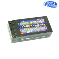 Venus 4700mAh 75C/150C 7.4v Inboard Shorty Pack