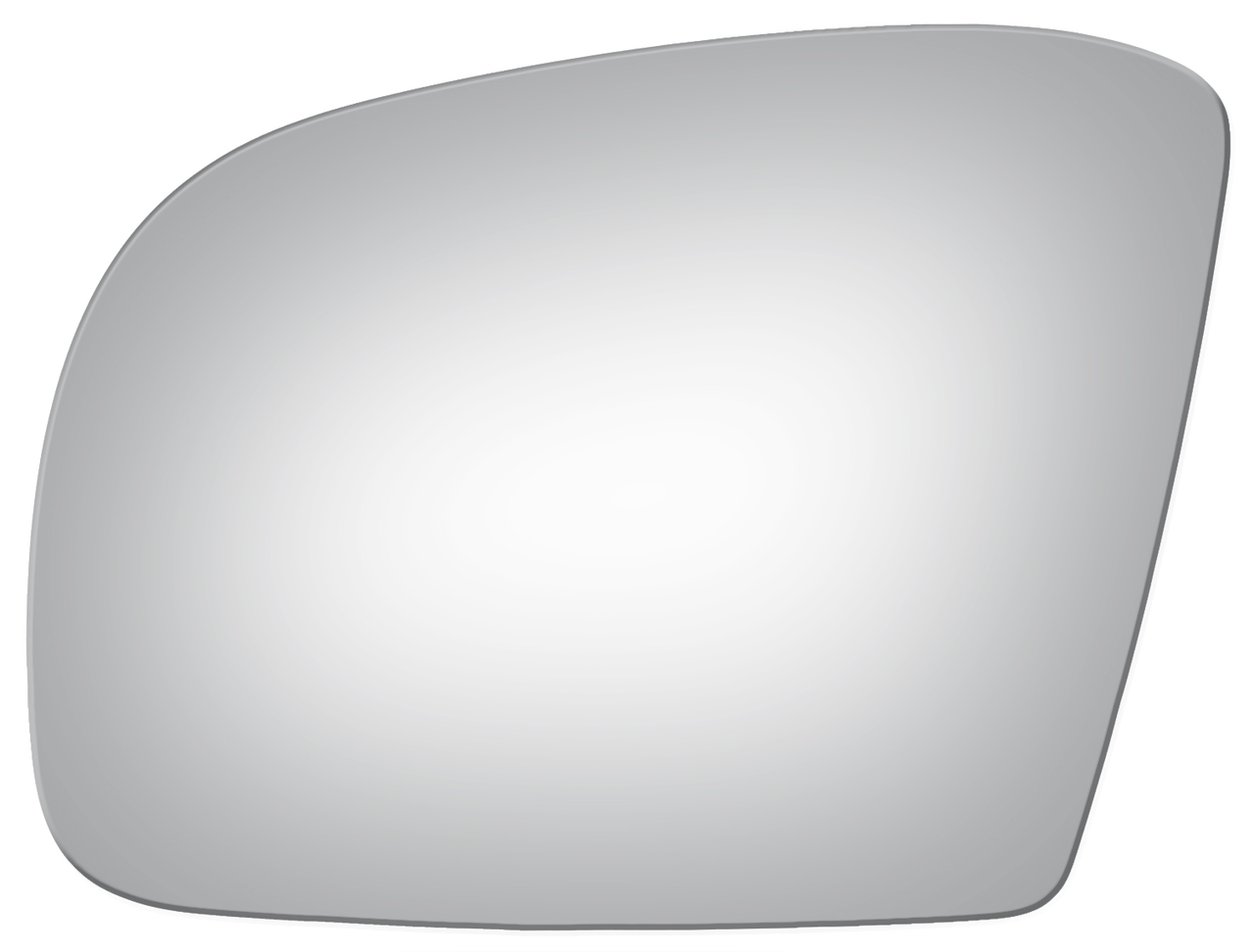 2006 mercedes benz ml350 driver side mirror 4121 for Driver side mirror replacement mercedes benz