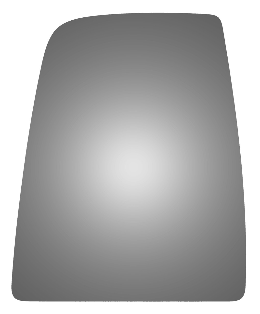 2015 FORD TRANSIT-250 Driver Side Mirror Glass